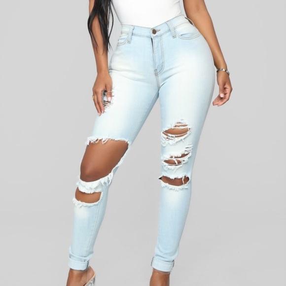 Fashion Nova Denim - NEW fashion nova jeans